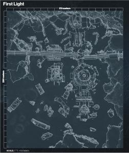 First Light map overview