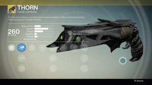 Thorn, you beautiful bastard, you