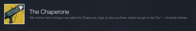 No Chaperone